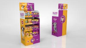Pet Care display WAD