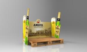 Amstel paletni omotac