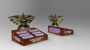 Snickers pultni