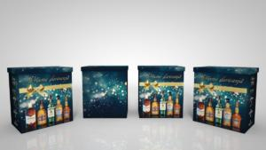 Pernod Promo pult